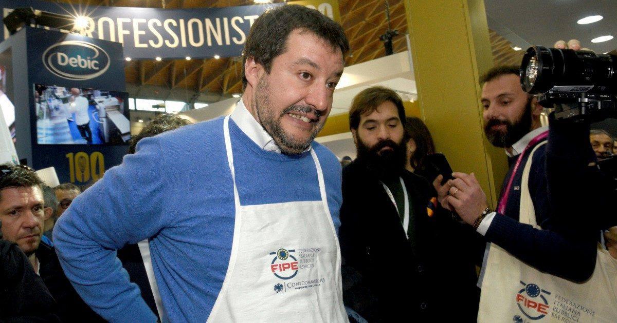"Salvini, ennesima capriola  a uso urne: ""Processatemi"""