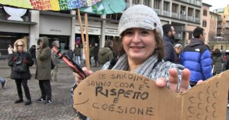 Sardine a Bologna, le voci dalla piazza: 'Non serve un partito, ma un movimento che dia idee alla politica. Dopo il voto? Ci saremo comunque'