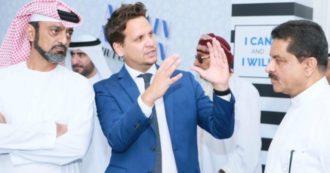 """Fisioterapista manager a Dubai. """"Qui contano gli obiettivi, non le ore passate dietro una scrivania"""""""