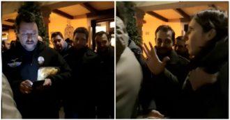 L'ex eurodeputata Schlein affronta Salvini: 'Perché saltavate le riunioni sui migranti?'. Lui in silenzio per 80 secondi, poi il botta e risposta