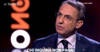 """Sono le Venti, Costa sul Nove: """"Candidato in Campania per M5s e Pd? Se c'è una visione politica con obiettivi coerenti ha senso unirsi"""""""