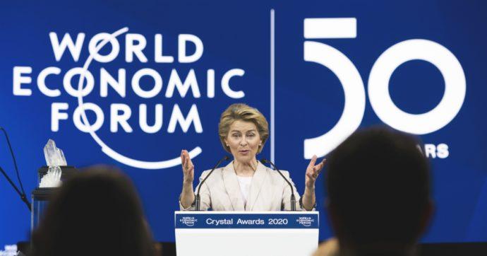 Davos, sperare nella 'svolta verde' è una clamorosa contraddizione