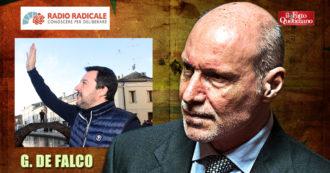 Emilia, fischi e contestazioni durante la tappa di Matteo Salvini a Ozzano - Il Fatto Quotidiano