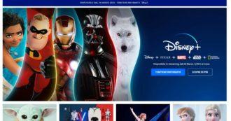 Disney+, la nuova piattaforma di streaming arriva in Italia il 24 marzo: ecco cos'è, come funziona e quanto costa