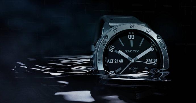 Garmin Tactix Delta, lo smartwatch per gli sport estremi