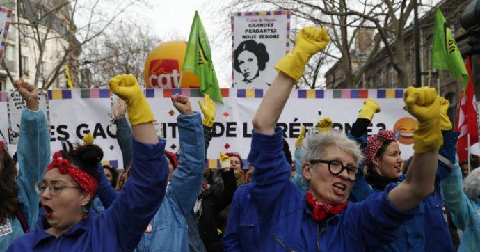 Francia, black-out a sud di Parigi: i sindacati interrompono la corrente elettrica per protesta