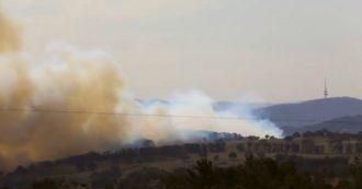 Australia in fiamme, nuovo incendio a Canberra: allertata la popolazione. Le immagini