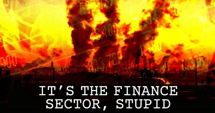 """Clima, """"le 24 banche presenti a Davos hanno investito 1400 miliardi in combustibili fossili"""": report contro """"l'ipocrisia"""" dei big della finanza"""