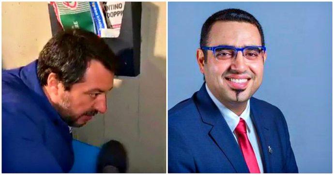 """Salvini citofona a un tunisino accusandolo di spaccio, il vicepresidente del parlamento della Tunisia: """"Mina i nostri rapporti con l'Italia"""""""
