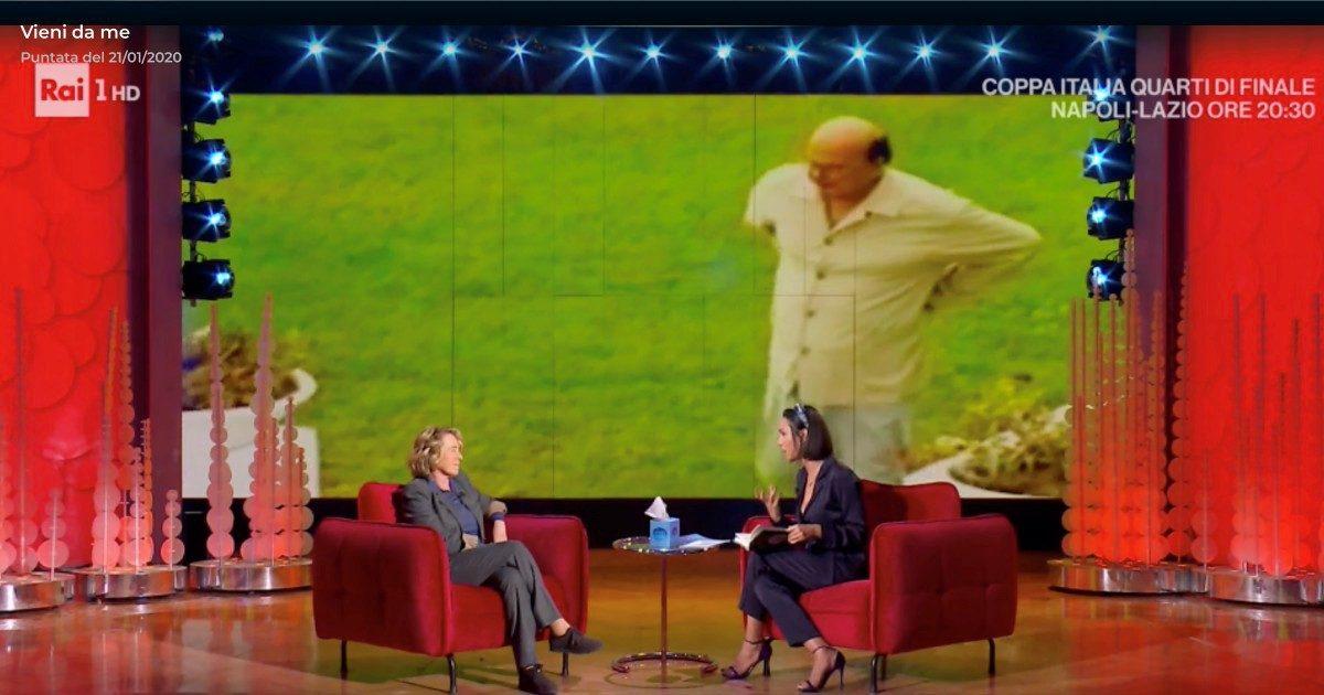 La favola di Craxi in onda su Rai1 con figlia e Balivo