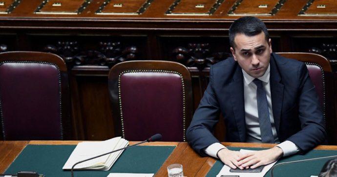 In Edicola sul Fatto Quotidiano del 22 Gennaio: Il passo indietro da capo politico in vista della nuova fase dei 5 stelle sul binario tracciato con Grillo