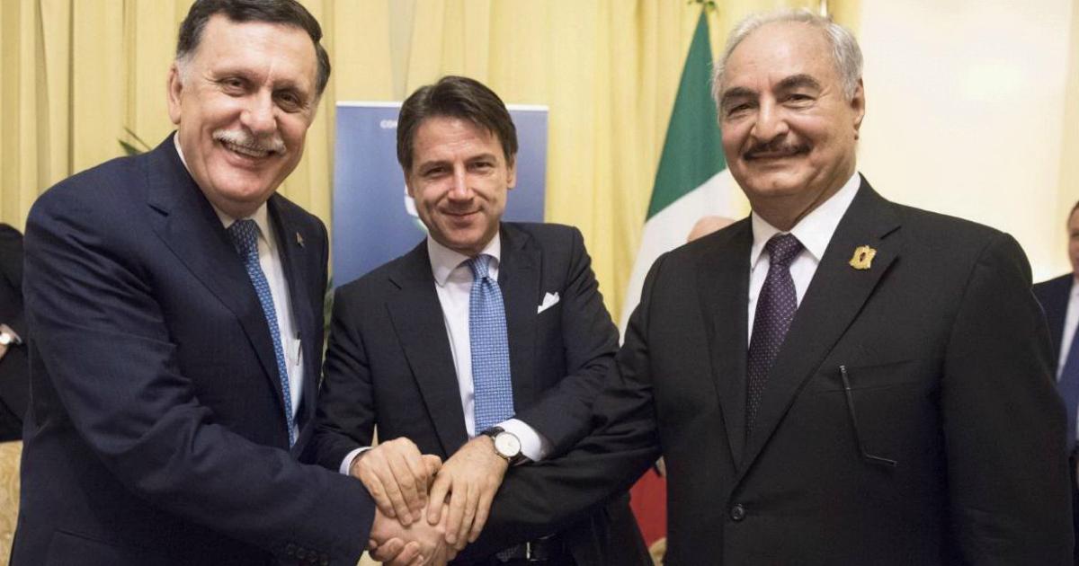 Nel Mediterraneo sono aperti molti fronti di crisi. E ognuno pensa solo ai propri interessi