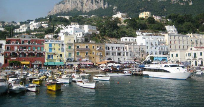 La parentopoli dell'isola di Capri, indagine dei carabinieri su ammanchi e irregolarità contabili delle società pubbliche