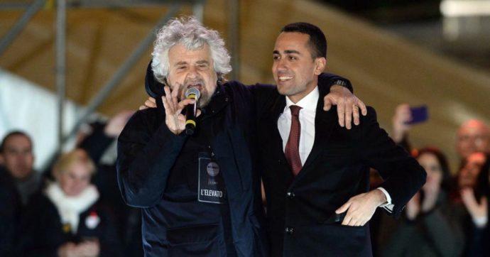 """M5s, il messaggio di Grillo due giorni dopo le dimissioni di Di Maio: """"Grazie Luigi per come hai gestito la situazione"""""""