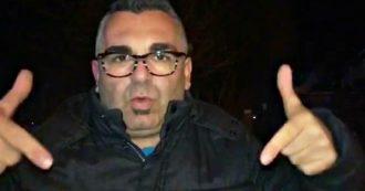 """Ferrara, il vicesindaco leghista Lodi ai giornalisti di La7: """"Vi faremo un culo così, vi farò male"""""""