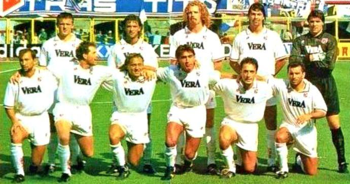 """Ti ricordi…""""La legge dell'Euganeo"""": la stagione 1994/95 del Padova che sconfisse l'Inter e divenne bestia nera delle grandi squadre"""