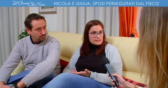 Giulia e Nicola, gli sposi ricevono 9mila euro in contanti per le nozze e non li versano il giorno dopo: multati per evasione