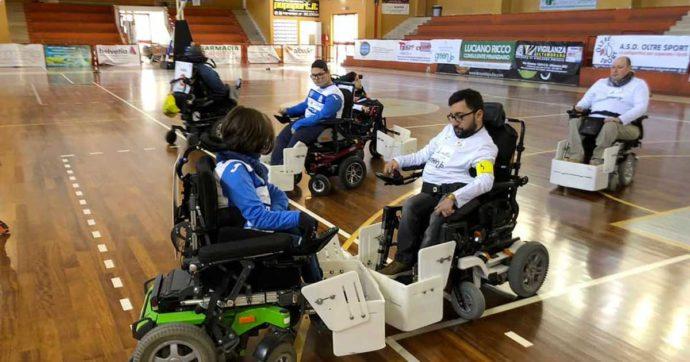 Powerchair Football: a Cisterna di Latina una amichevole per promuovere sport e atleti con disabilità