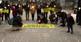 """Giulio Regeni, fiaccolate in decine di città italiane a quattro anni dalla scomparsa. Amnesty: """"Parteciperanno anche le scuole"""""""