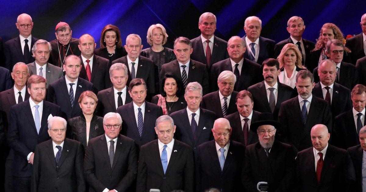 """""""Gli ebrei dall'antisemitismo si devono difendere da soli"""""""