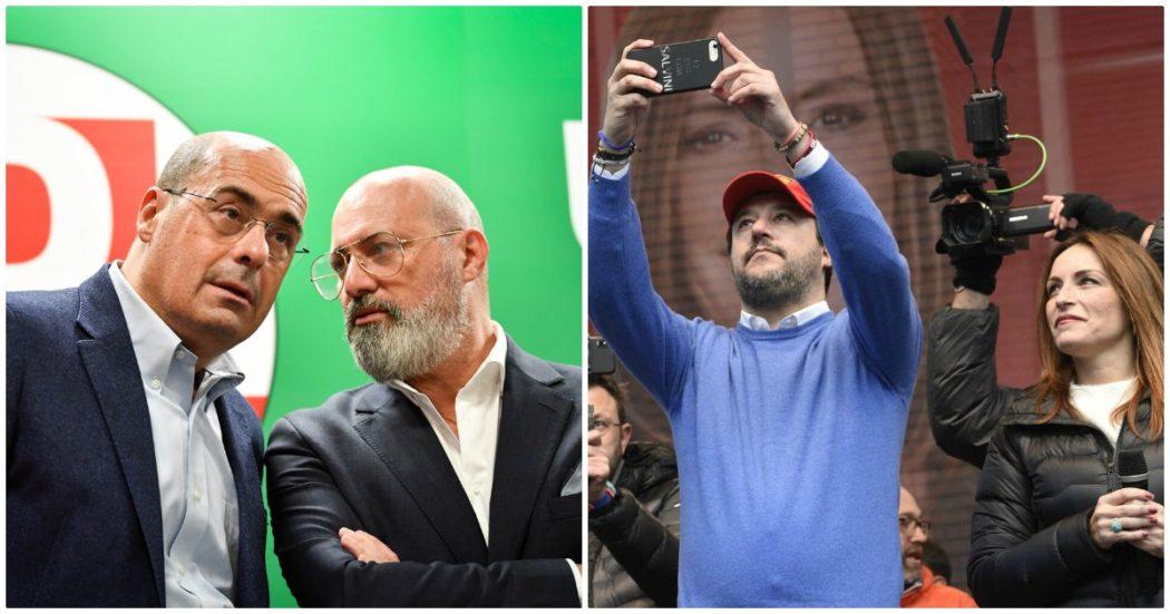 """Regionali Emilia, analisi della campagna web: """"Sardine storia più condivisa. Temi? Lavoro e sanità. Salvini satura dibattito sui social"""""""