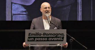 """Emilia Romagna. Bonaccini chiude la campagna a Forlì: """"Noi già liberi grazie ai nostri nonni. Salvini non si prenderà niente, regione è dei cittadini"""""""