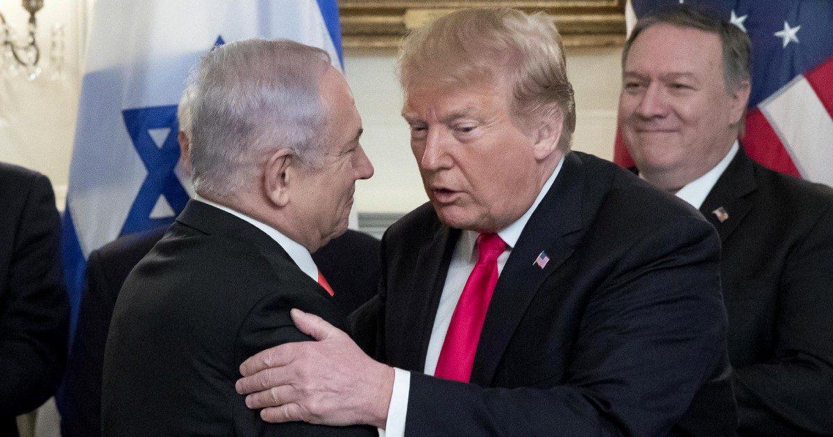 Trump: l'Accordo del secolo (scorso) cancella i palestinesi