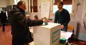 Elezioni regionali, affluenza definitiva: in Emilia Romagna vota il 67% (+30 rispetto al 2014), in Calabria il 44% (stabile)