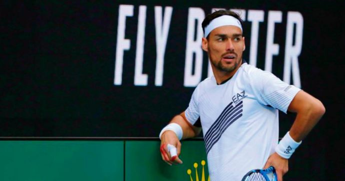 Australian Open, Fognini fuori agli ottavi: sconfitto da Tennys Sandgren in quattro set