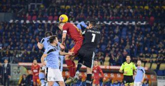 Roma-Lazio 1 a 1, il derby finisce in parità come all'andata. E a decidere sono due papere dei portieri