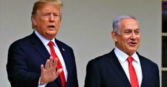 """Medio Oriente, l'Autorità nazionale palestinese contro il """"piano di pace"""" di Donald Trump"""