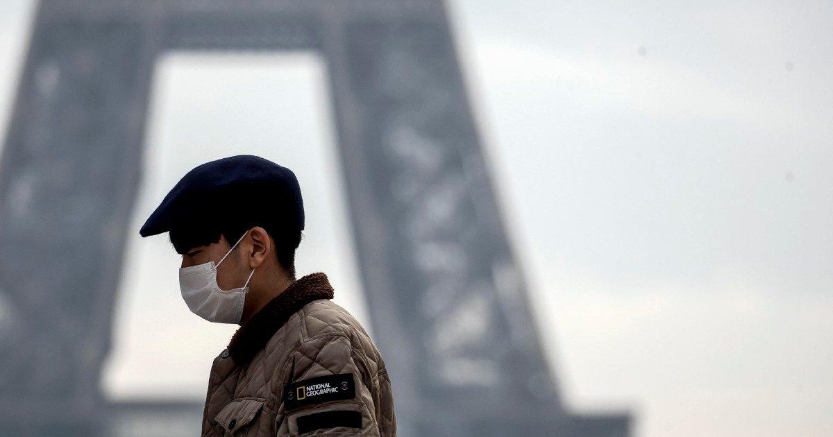Niente allarmismi siamo francesi: 2 su 3 infettati stanno bene