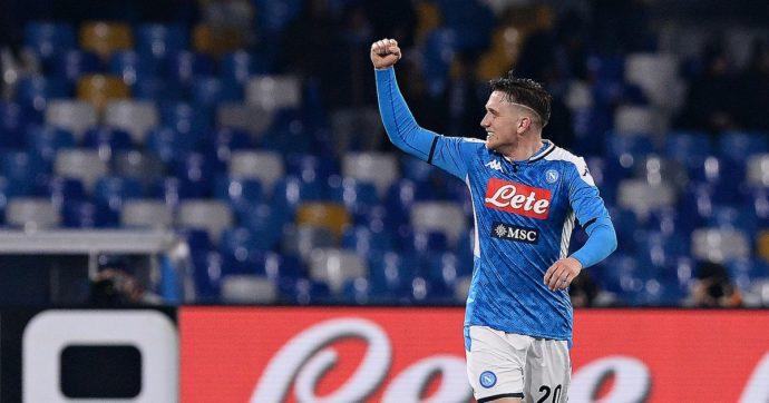 Napoli-Juventus 2 a 1, Zielinski e Insigne stendono i bianconeri. La corsa per lo Scudetto rimane aperta. E il San Paolo fischia Sarri
