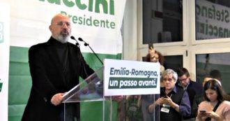 """Regionali Emilia Romagna, Bonaccini: """"Risultato incredibile. Fatto campagna elettorale senza gettare fango dall'altra parte"""""""