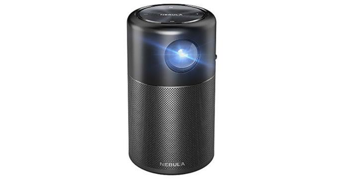 Nebula, proiettore portatile smart Wi-Fi, in offerta su Amazon con sconto del 42%