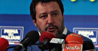 """Elezioni regionali, Salvini: """"Avere una partita aperta in Emilia Romagna è già un emozione. Se perdo sono felice lo stesso"""""""