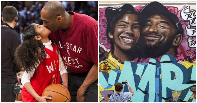 """Gianna Bryant, la figlia di Kobe promessa del basket femminile morta nello schianto con papà. Che di lei diceva: """"È la mia Mambacita"""""""