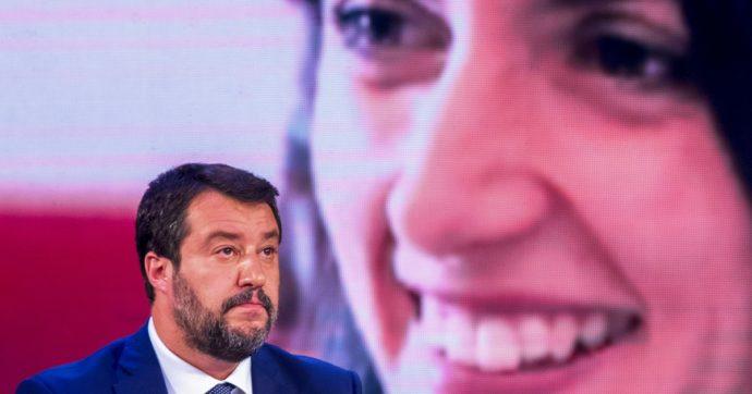 """Roma, Salvini lancia la corsa al Campidoglio: manifestazione il 16, ma il nome non c'è. Raggi: """"Staccate corrente, il rischio è che vi citofoni"""""""
