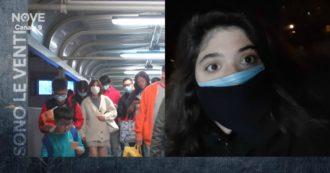 """Sono le Venti (Nove), studentessa italiana in Cina mostra effetti dell'allarme-coronavirus: """"Due mascherine e monitoraggio temperatura"""""""