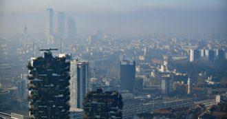 Smog, a Milano da inizio anno 22 giorni di Pm10 fuorilegge. Lo scorso gennaio furono 16. Polveri sottili oltre i limiti in tutto il Nord