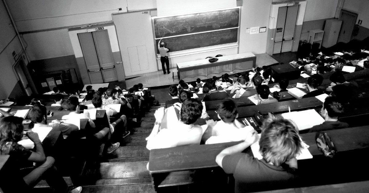 Il lungo martirio dell'Università