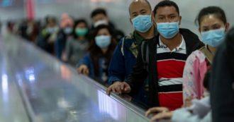 Coronavirus, 170 morti in Cina. Nuovi casi sospetti in Italia, 2 passeggeri asiatici con febbre alta in quarantena su crociera a Civitavecchia