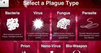 Coronavirus, mentre l'infezione dilaga, in Cina spopola il videogioco che simula un'epidemia mortale