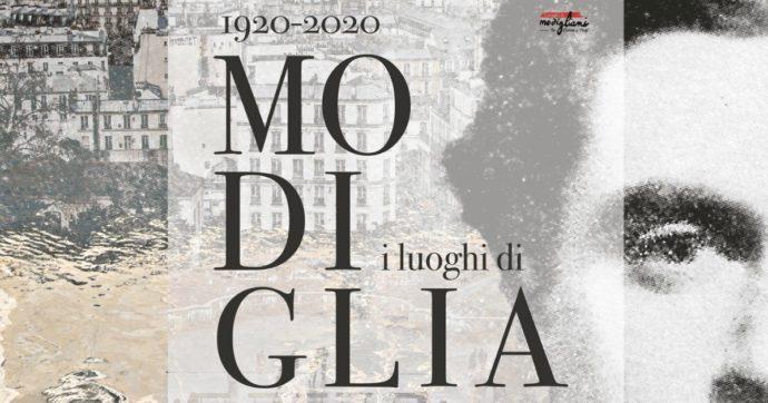 Modigliani, una mostra racconta i luoghi dove visse il pittore: Livorno e Parigi cento anni dopo