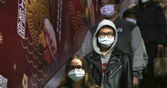 """Coronavirus, 6mila contagi: più della Sars. Farnesina: """"Italiani verso il rimpatrio, possibile isolamento in struttura militare"""""""