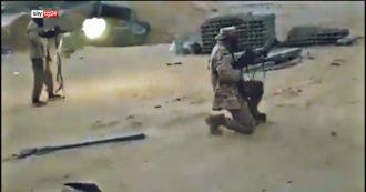 """""""Tripoli, la tregua che non c'è"""". Su Sky Tg24 il reportage con immagini e testimonianza dalla Libia"""