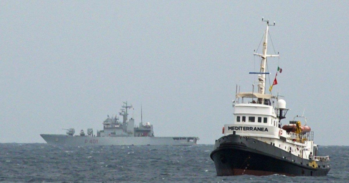 Mare Jonio, s'indaga sulla Finanza per lo stop alla Ong