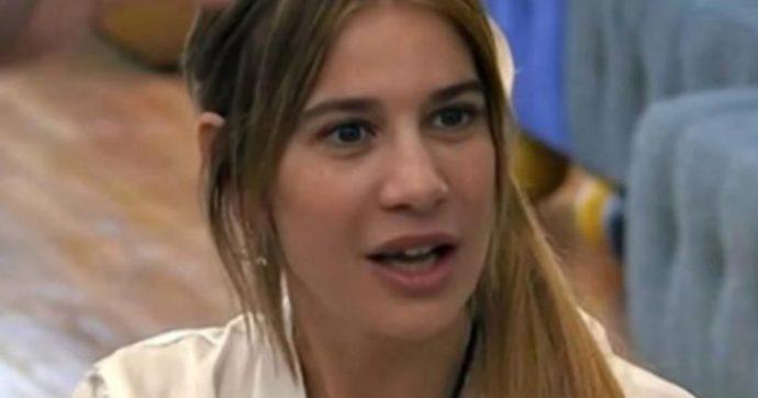 """Grande Fratello Vip, Clizia Incorvaia ad Andrea Denver: """"Sei un Buscetta"""". Ora rischia l'eliminazione"""