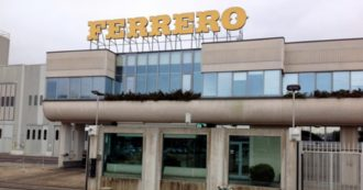 """Ferrero, 2mila euro di premio annuale a tutti i dipendenti. Accordo tra azienda e sindacati: """"Soddisfazione nonostante periodo difficile"""""""
