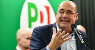 """Referendum, il Pd si schiera ufficialmente per il Sì al taglio dei parlamentari. Zingaretti: """"Un voto per cambiare e fare le riforme"""""""